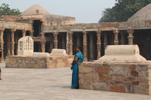 India - Bezienswaardigheid New Delhi