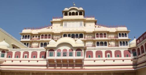 India - City paleis