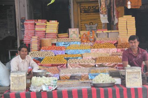 India - Diwali sweetness