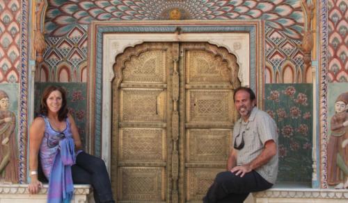 India - Gouden poort City paleis