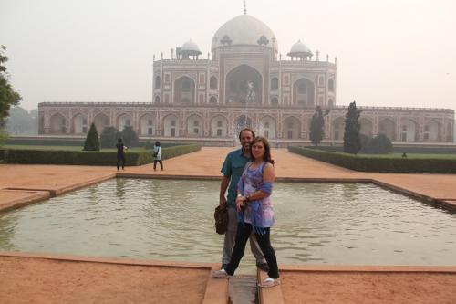 India - New Delhi Humayan