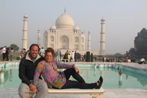 India - Taj Mahal Feature foto
