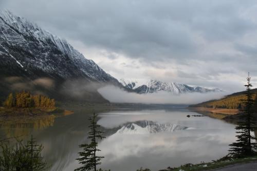 Jasper - in de wolken