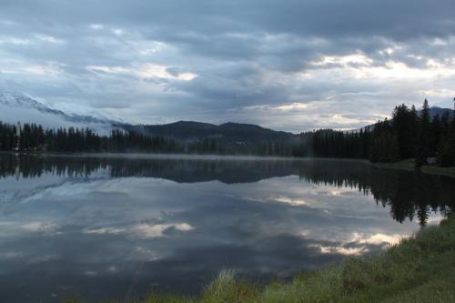 Jasper - jasper lodge lake