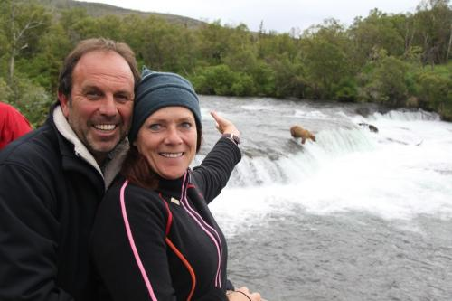 Katmai - Brooks falls