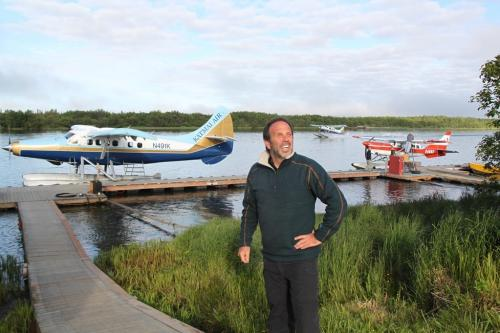 Katmai - Erwin with planes