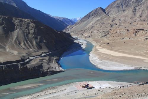 Ladakh - Indus river