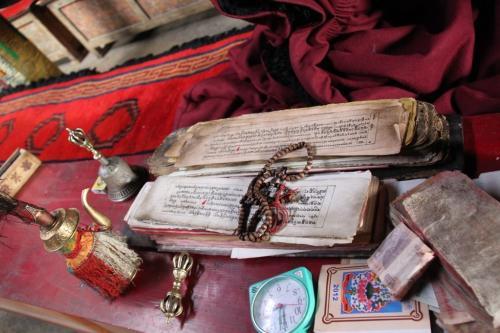 Ladakh - Uitgekloosterd