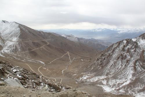 Ladakh - Zicht