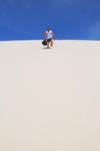 Lencois - Dunes & Erwin