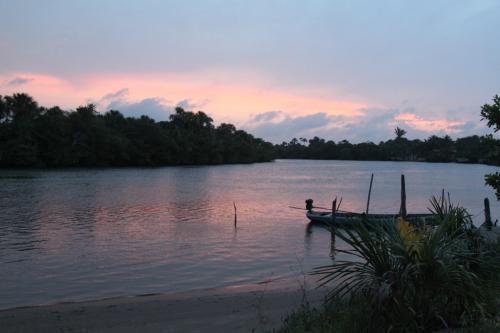 Lencois - Sunset