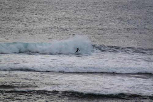 Magaret River - surfer 2