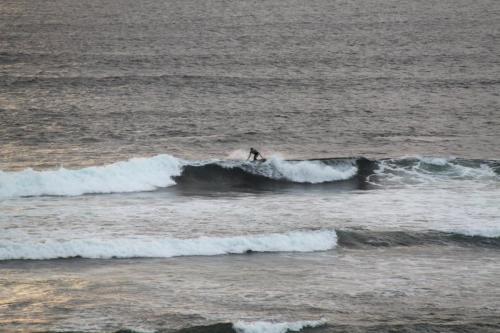Magaret River surfer
