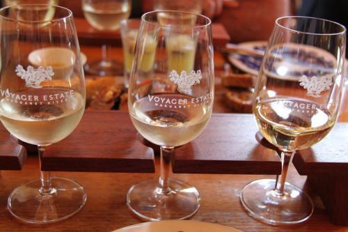 Magaret river wijn-degustatie