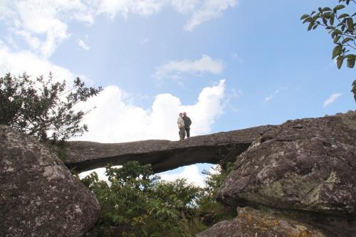 Mato Grosso -Bridge Chapada
