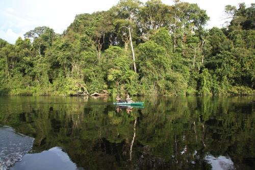 Mato Grosso - Kayak Amazone