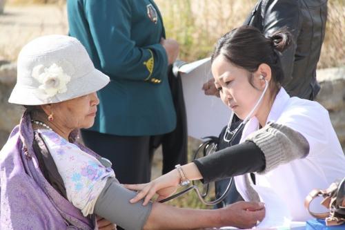 Mongolia - Dokter