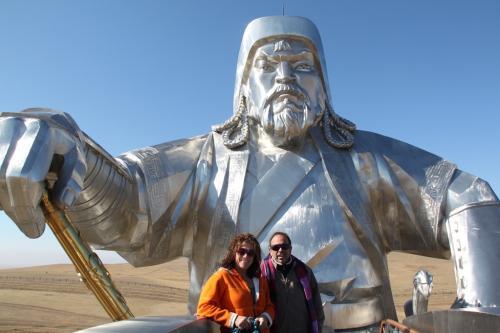 Mongolia - Golden Whip