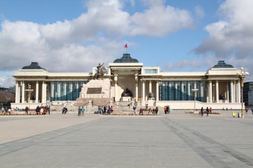 Mongolia - Ulaanbaatar
