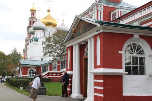 Moskou - convent