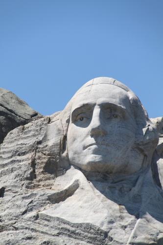 Mt Rushmore - 1st Pres Washington