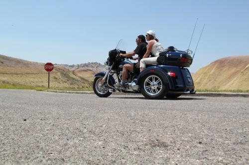 Mt Rushmore - Easy riders