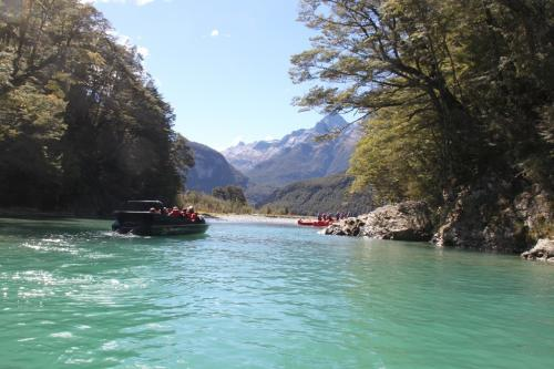 NZ - Dart river cave