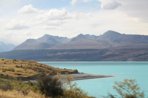 NZ - Lake Pukaki