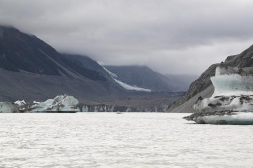 NZ - Tasmania Glacier