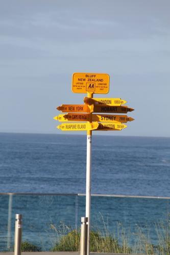 NZ - Zuidelijkste punt Bluff