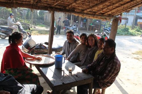 Nepal - Dorpsvrienden