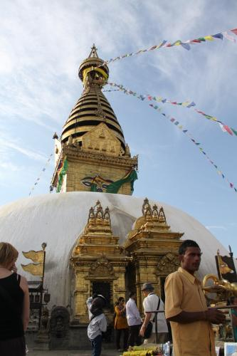 Nepal - Hindoe Tempel