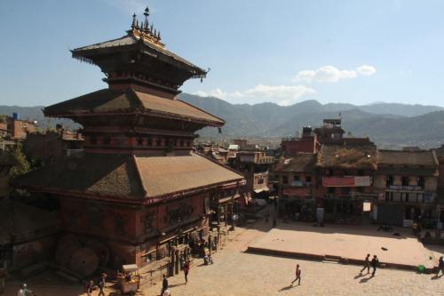 Nepal - Tempel Bhaktapur