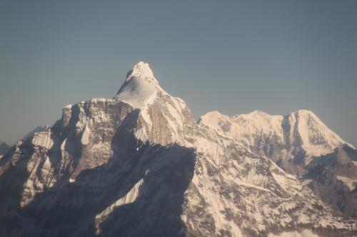 Nepal - View Gaur-Shankar