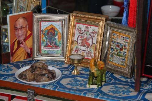 Nomaden - Dalai Lama