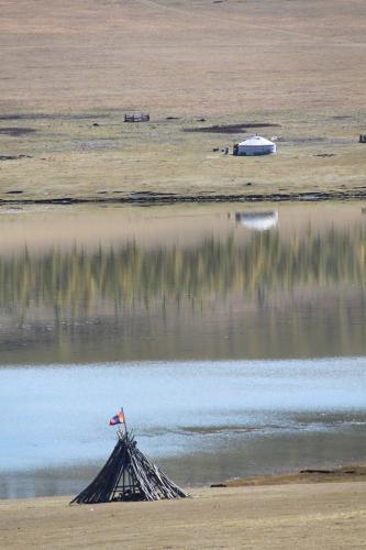 Nomaden - Ger bij meer