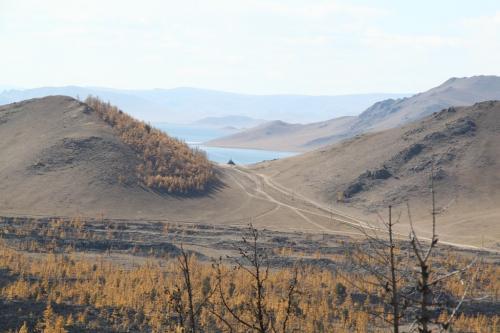 Nomaden - Prachtige vallei