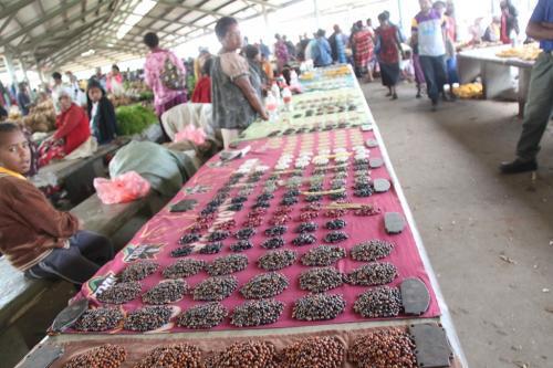PNG - lokale markt