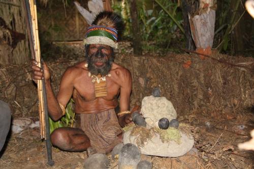 PNG - medicin man
