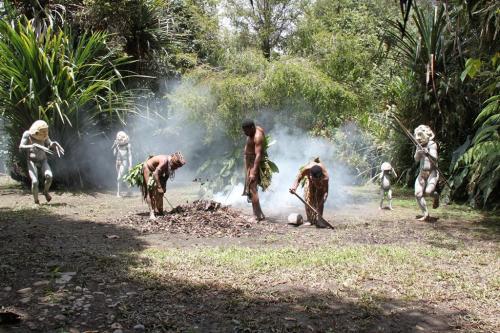 PNG - mudman