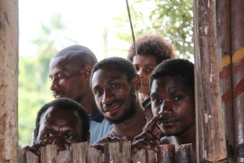 PNG - nieuwsgierigen