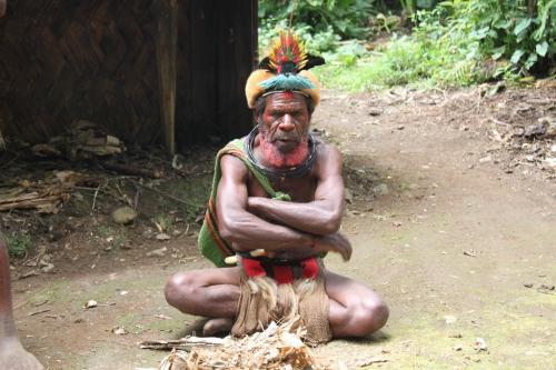 PNG - portret man