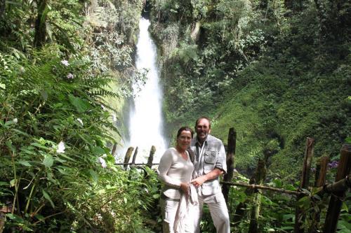 PNG - rivieren en watervallen