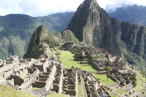 Peru - MachuPicchu terrasses
