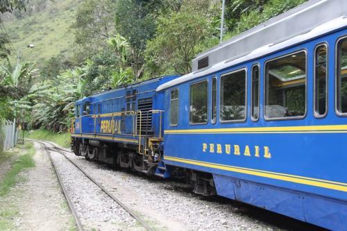Peru - Trein