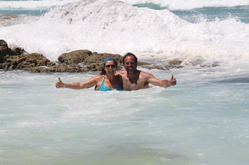QLD - Fraser Champagen pool