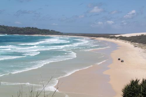 QLD - Fraser Orchid Beach
