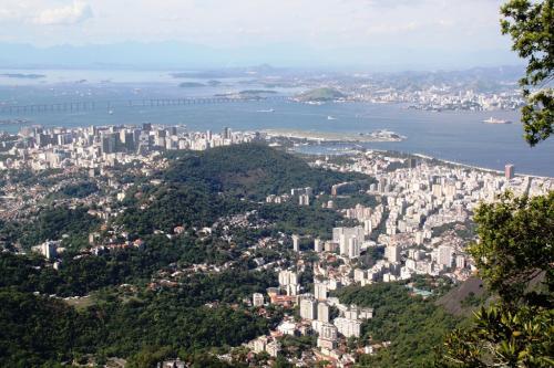 Rio - 360 vogelperspctief