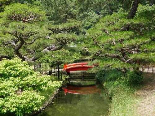 Ritsurin Gardens Takamatsu