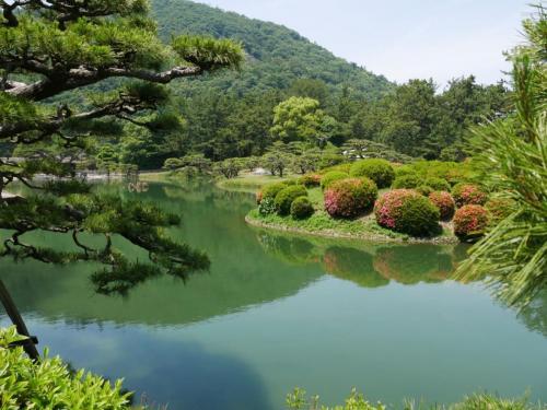 Ritsurin garden 3